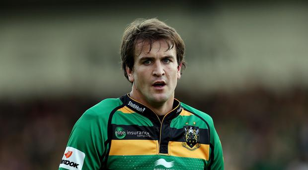 Lee Dickson scored one of Northampton's five tries