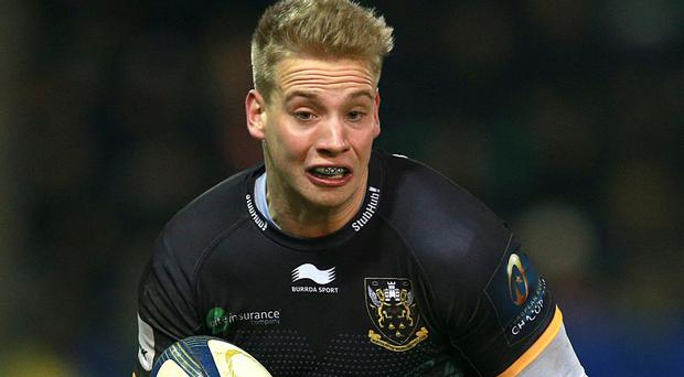 Harry Mallinder has made a big impact on Northampton, according to his captain Lee Dickson