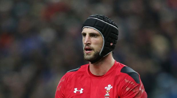Wales lock Luke Charteris is braced for a fierce Six Nations challenge from France