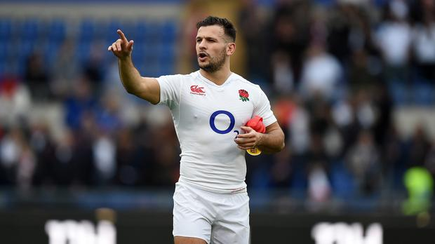 Danny Care is dueling with Ben Youngs to start at scrum-half for England