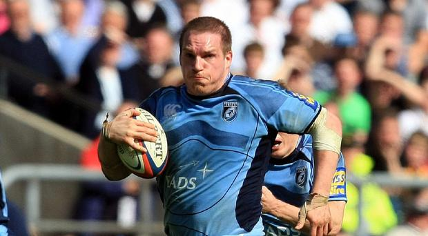 Gethin Jenkins has committed his future to Cardiff Blues until 2017