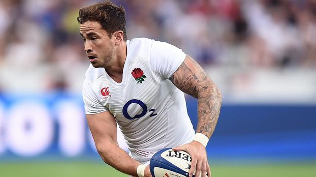 Danny Cipriani, pictured, will return to first club Wasps this summer, leaving Sale Sharks