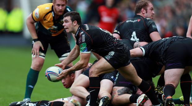 Ospreys scrum-half Tom Habberfield has signed a new three-year deal at the Welsh region.