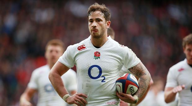 Danny Cipriani featured in the World Cup warm-ups but was not selected for the tournament