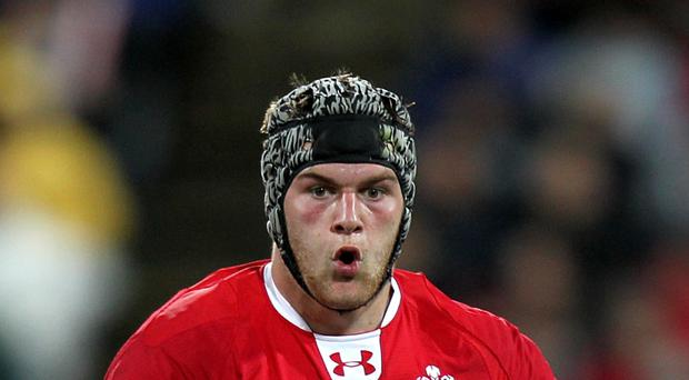 Flanker Dan Lydiate looks set to be in the selection mix for Wales' RBS 6 Nations clash against France next week