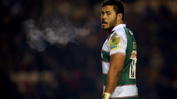Manu Tuilagi returned for Leicester as they lost to Harlequins
