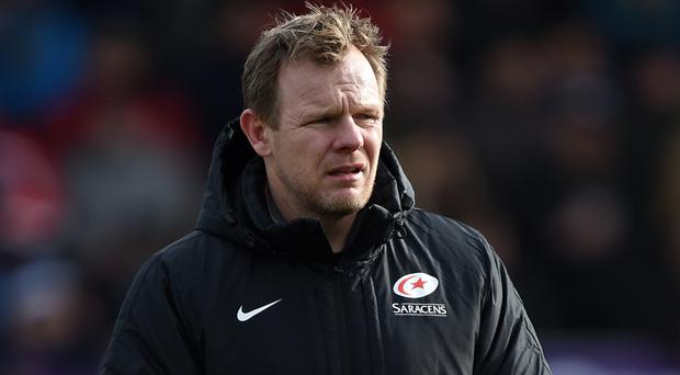 Mark McCall was delighted with Saracens' victory