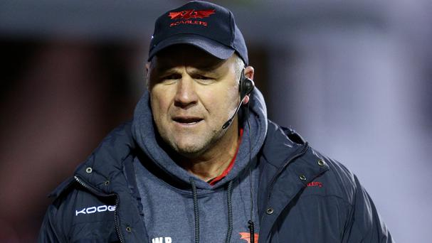 Wayne Pivac's Scarlets secured a narrow win at Ulster