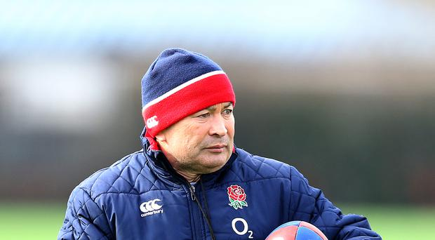 England head coach Eddie Jones says he is aware of hatred towards his side