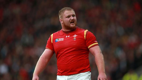 Samson Lee will be an integral part of Wales' bid for forward supremacy against Six Nations opponents France on Friday