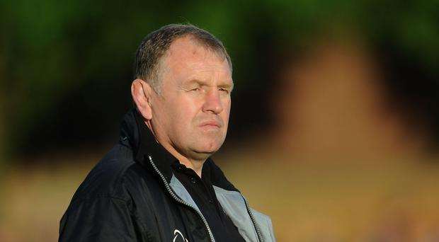 Newcastle rugby director Dean Richards takes his Falcons side to Gloucester on Saturday