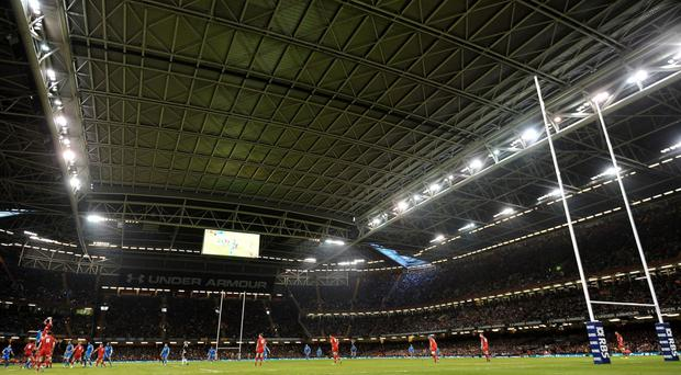 The Principality Stadium roof will be open for Friday's RBS 6 Nations clash between Wales and France