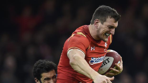 Sam Warburton was pleased Wales ended France's unbeaten start to this year's RBS 6 Nations