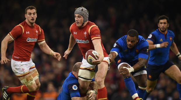 Jonathan Davies' Wales are on a seven-match unbeaten run in the Six Nations since England beat them last term