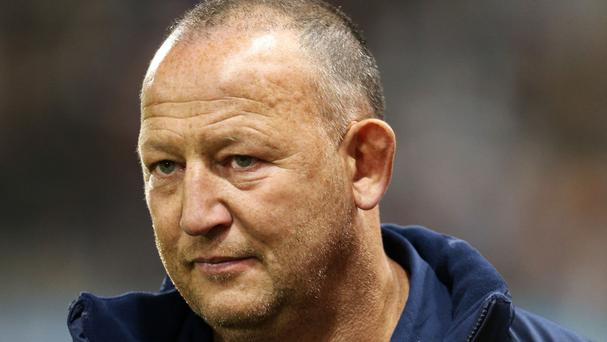 Even several missed conversions could not leave Steve Diamond disappointed