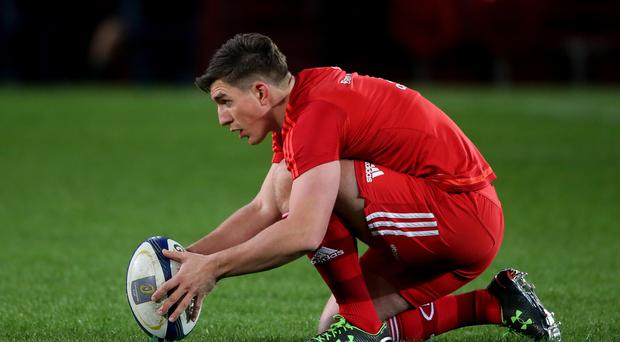 Ian Keatley kicked Munster to victory at Treviso.