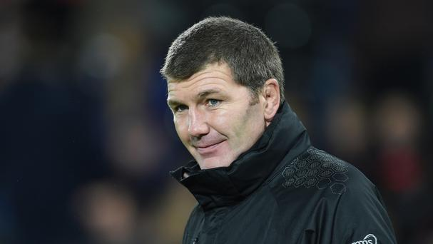 Rob Baxter's Chiefs enjoyed victory over rivals Bath