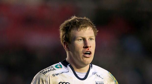 Rhys Patchell starred for Cardiff Blues