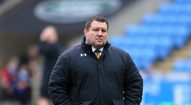 Dai Young saw Wasps overpower Harlequins