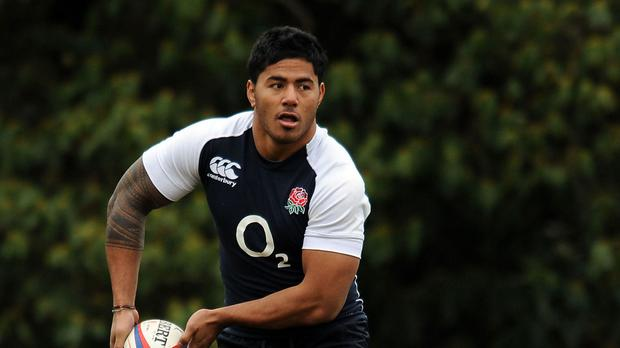 Manu Tuilagi has not featured for England since 2014