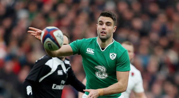 Conor Murray will be fit to face Italy