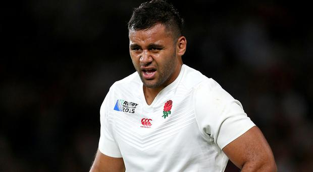 Number eight Billy Vunipola has been a star performer for England in this season's RBS 6 Nations Championship