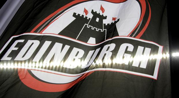 Rory Scholes has made the switch from Ulster to Edinburgh