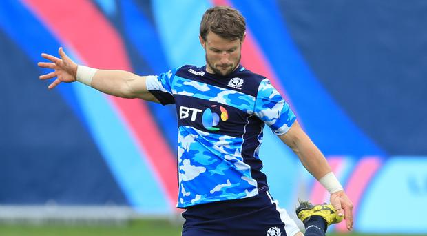 Peter Horne wants to see Scotland kick on after ending their two-year wait for a RBS 6 Nations victory