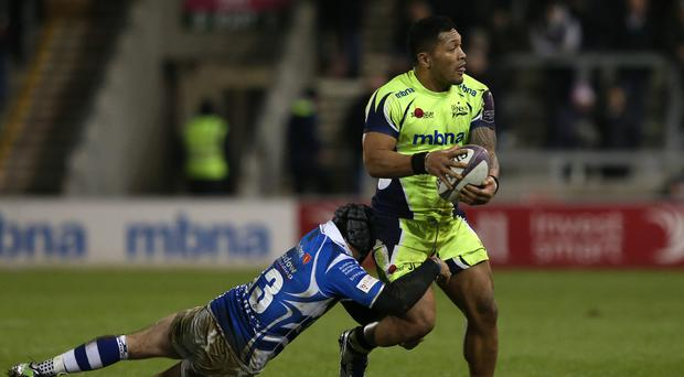 Centre Johnny Leota has agreed a two-year contract extension with Sale Sharks
