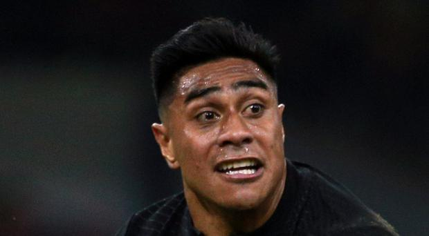 Malakai Fekitoa crossed for the Highlanders