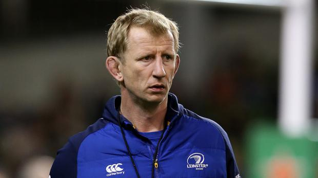Leinster head coach Leo Cullen saw his side win at home again