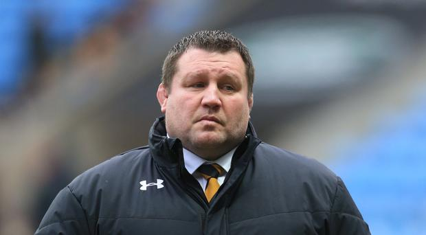 Dai Young, whose Wasps side have been linked with a move for Kurtley Beale