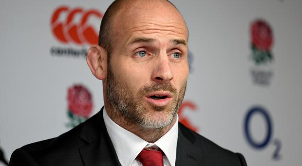 Paul Gustard is not worrying about Wales