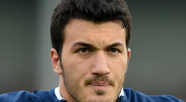 Italy's Leonardo Sarto signs for Glasgow Warriors