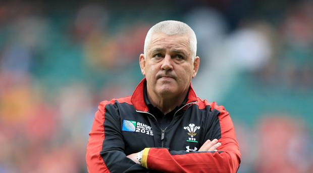 Warren Gatland has led Wales to victory over England at Twickenham on three occasions