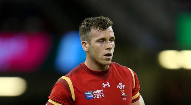Scrum-half Gareth Davies has become a key attacking force for Wales