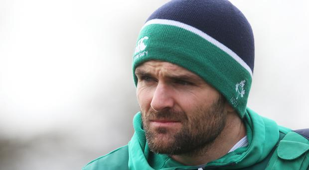 Jared Payne, pictured, has been restored to the outside centre berth for Ireland's RBS 6 Nations clash with Italy in Dublin on Saturday