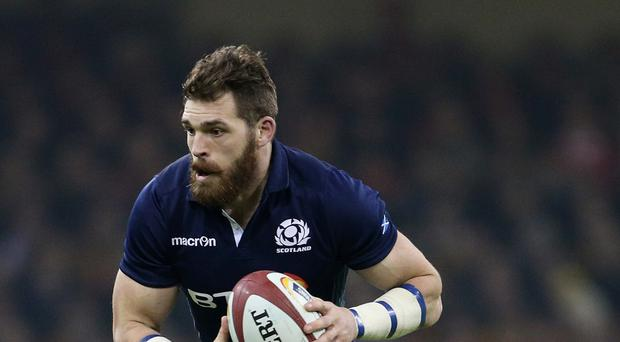 Scotland's Sean Lamont is eager to halt the Dark Blues 10-year run of defeats against France when they clash this Sunday