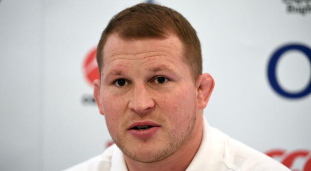 England captain Dylan Hartley is determined to win some silverware