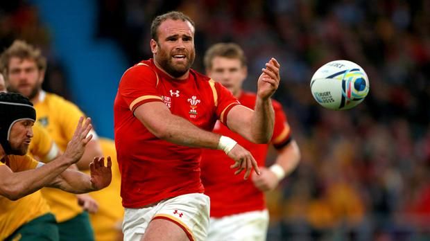 Centre Jamie Roberts will feature in an experienced Wales team against Six Nations opponents England on Saturday
