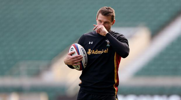 Wales fly-half Dan Biggar, pictured, has been defended by skills coach Neil Jenkins