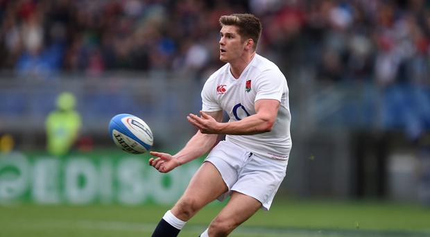 Owen Farrell insists England have moved on from their World Cup defeat to Wales