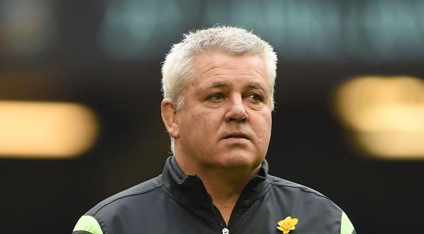 Head coach Warren Gatland looks likely to make changes for Wales' Six Nations finale against Italy next Saturday