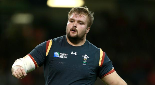 Wales prop Tomas Francis has received an eight-week ban for making contact with the 'eye or eye area' of England's Dan Cole