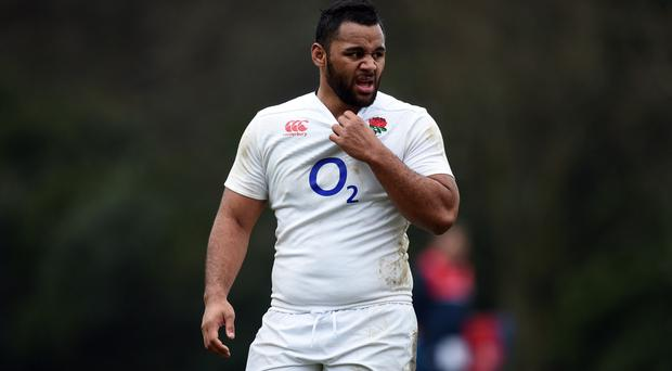 Billy Vunipola is worried about telling his mum he is to move in with his girlfriend