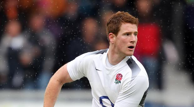 Former England youth international Rory Clegg has rejoined Glasgow