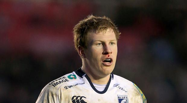 Rhys Patchell finished with 19 points for Cardiff.