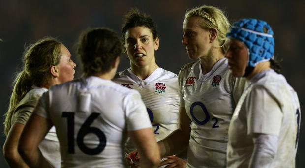 England Women saw their Six Nations hopes dashed in France