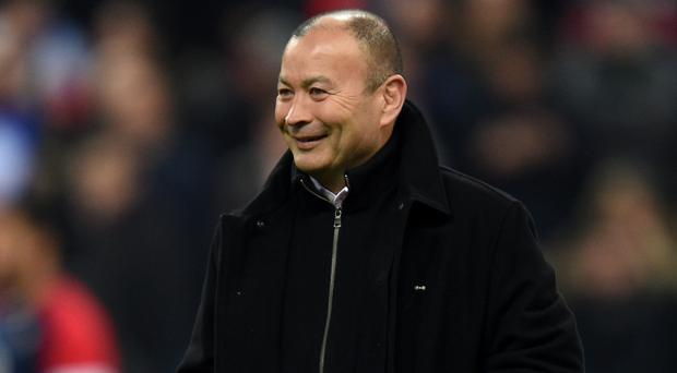 England head coach Eddie Jones saluted his side's efforts after they secured Grand Slam glory