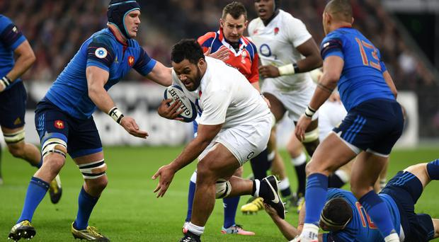 England's Billy Vunipola was the outstanding number eight in the 2016 Six Nations